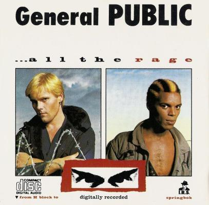 All the Rage General Public