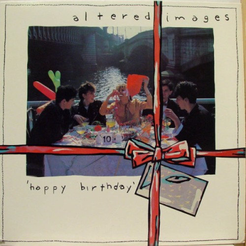 Altered Images Album - Happy Birthday (1981)