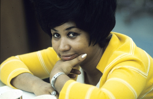 Aretha Franklin Top Ten Women In Music