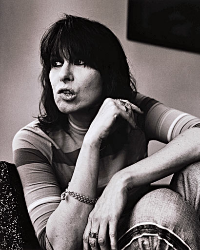 Chrissie Hynde Top Ten Women In Music