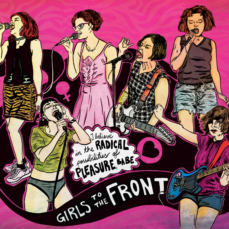 Girl to the Front