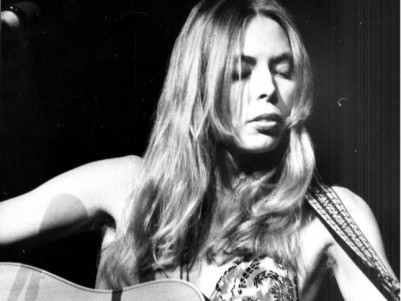Joni Mitchell live Song of the Day