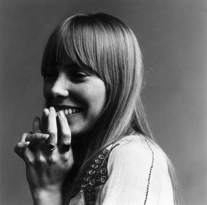 Joni Mitchell Song of the Day