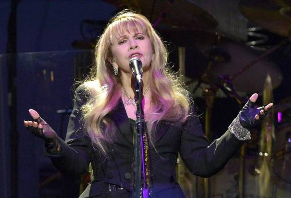 Stevie Nicks Top Ten Women In Music