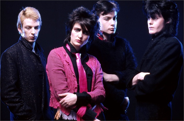 Siouxsie and the Banshees Top 5