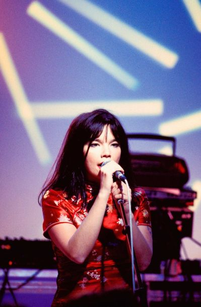 Björk Song of the Day LD
