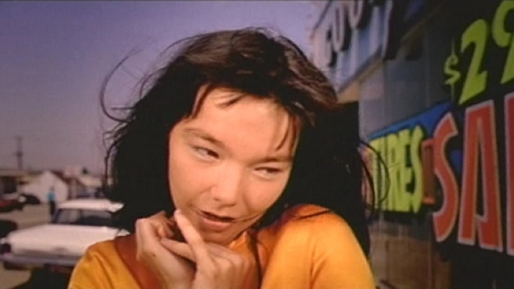 Bjork It's Oh So Quiet SOTD
