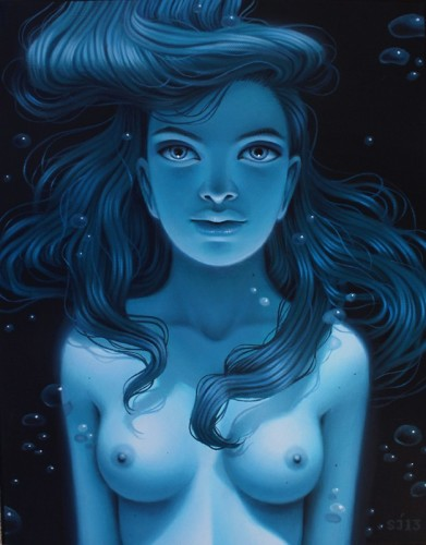 Deep Sea by Sarah Joncas