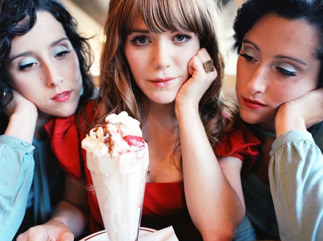 Jenny Lewis and the Watson Twins Song of the Day