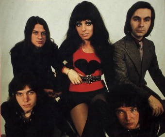 Shocking Blue Top 5
