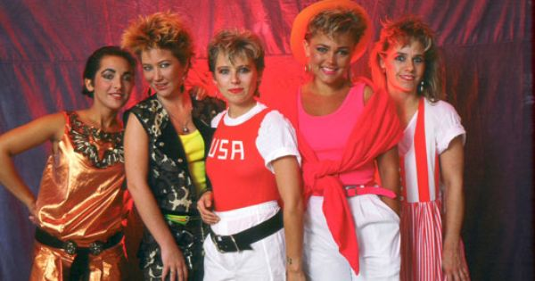 The Go-Go's Top 5 Song 1