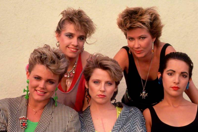 The Go-Go's Top 5 Music Obsessions image by Neal Preston