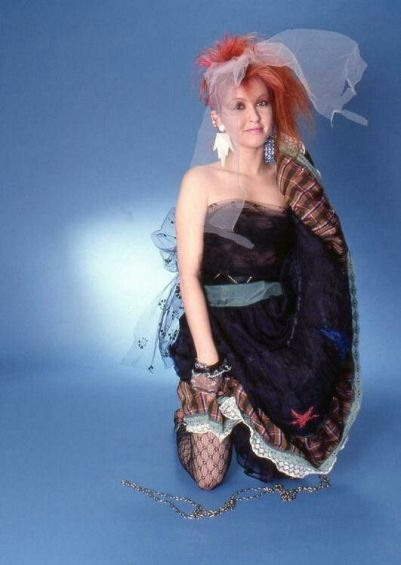 Cyndi Lauper Song of the Day