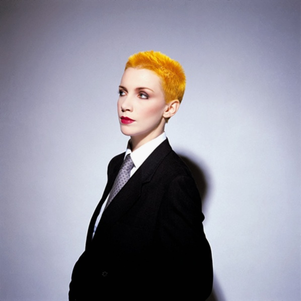 Eurythmics SOTD Love Is a Stranger