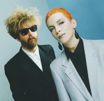 Eurythmics Women in Music from the 80s SOTD