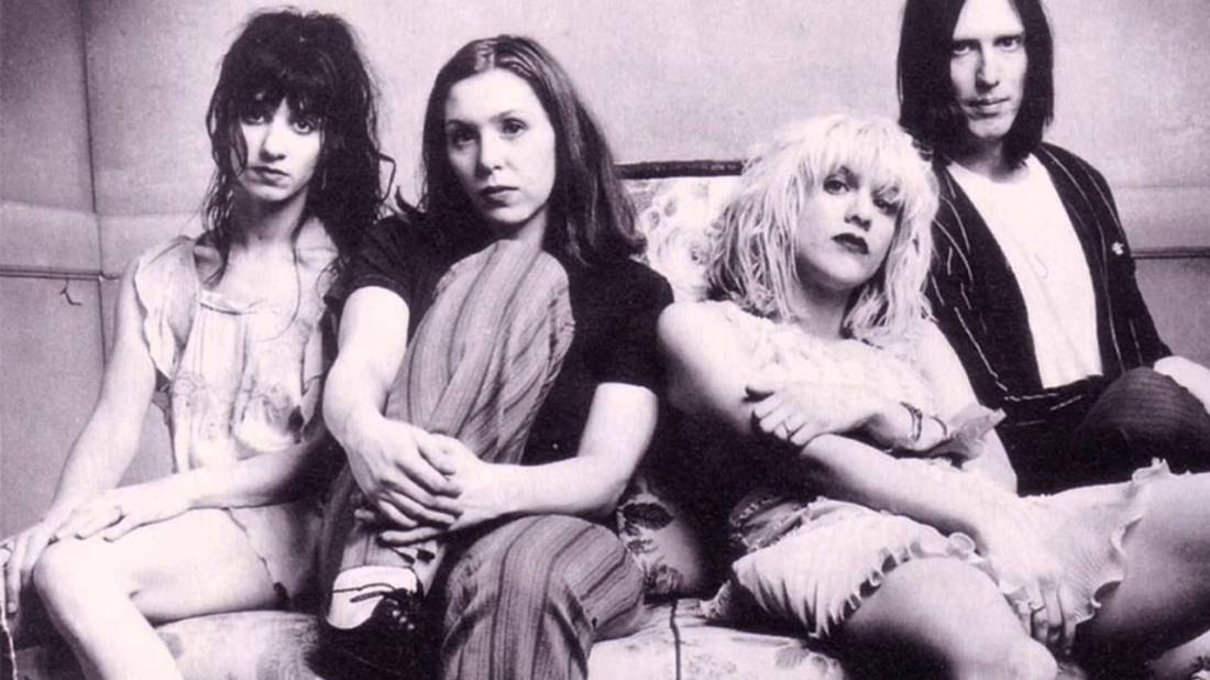 Hole Song of the Day Violet LD