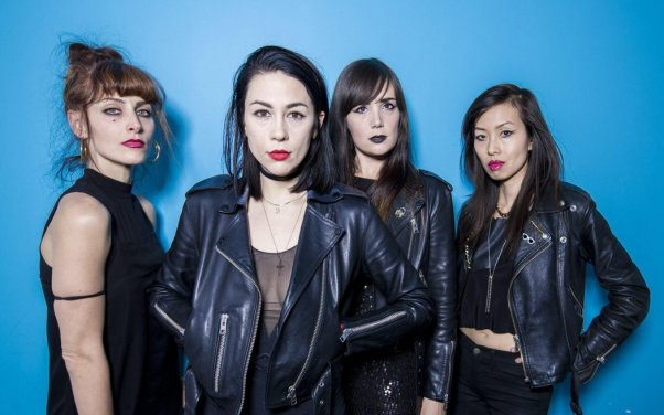 Dum Dum Girls Top 5 Music Obsession
