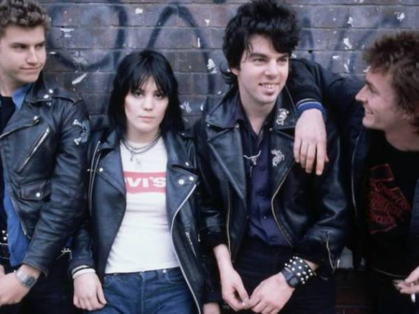 Joan Jett and the Blackhearts SOTD