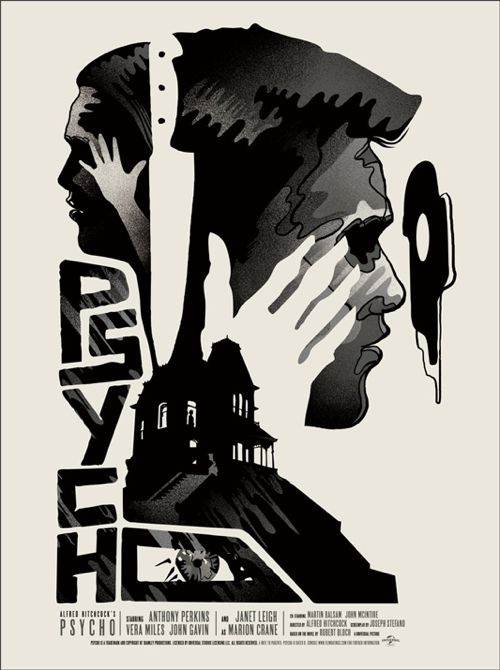 Psycho Movie of the Day