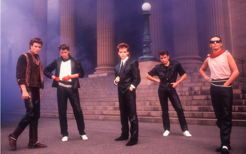 Duran Duran Throwback Thursday