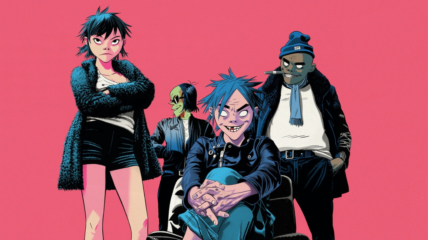 Gorillaz Momentary Bliss Top 5 Song 1
