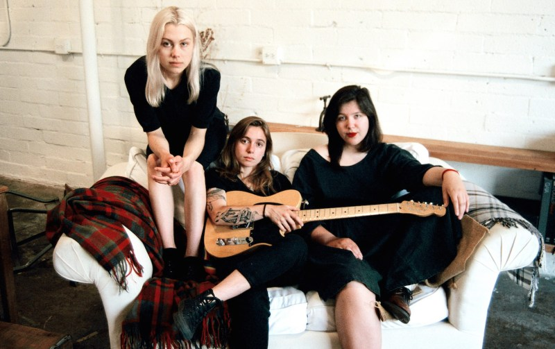 Salt In The Wound Song of the Day Julien Baker Phoebe Bridgers and Lucy Dacus