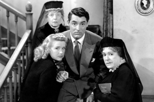 Movie ABC's Letter A Movie 20 Arsenic and Old Lace