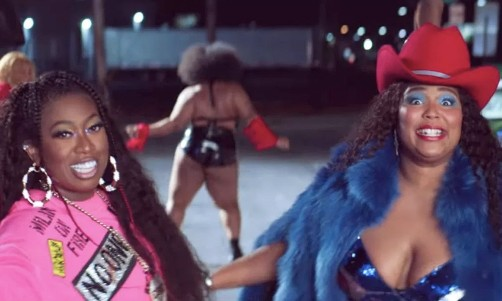 Lizzo and Missy Elliott Top 5 Song 4