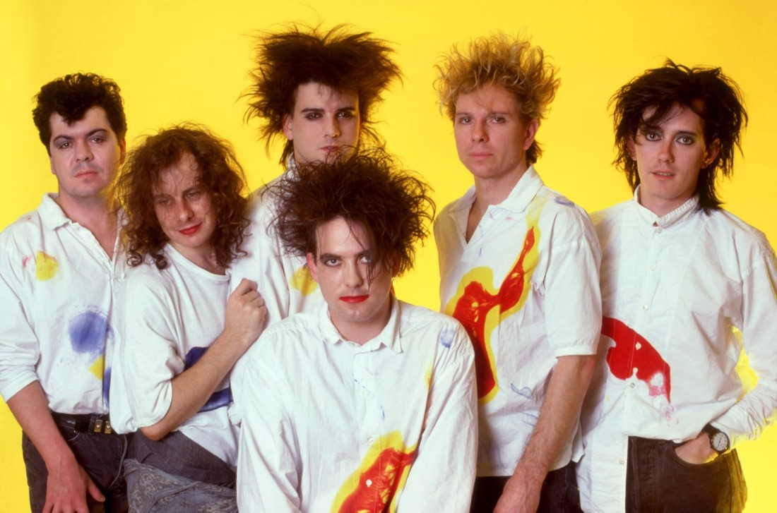 Top 5 Music Obsessions featuring The Cure - March 1, 2020