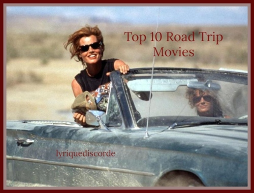 Top 10 Road Trip Movies Header