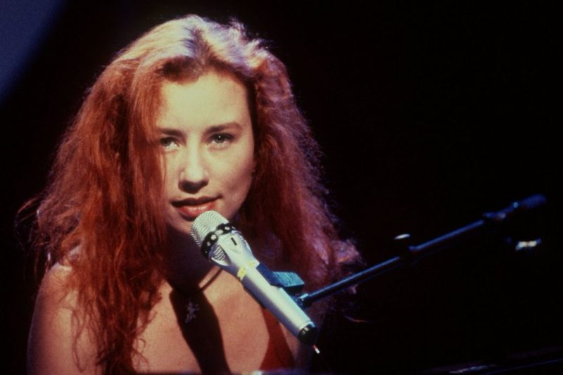 Tori Amos Smells Like Teen Spirit Under the Covers Sunday