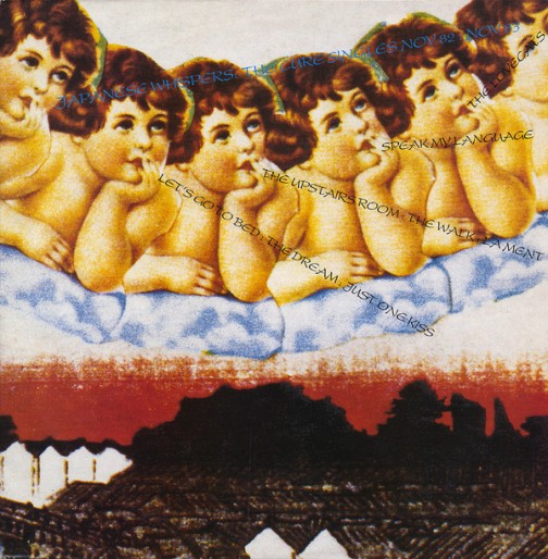 Japanese Whispers The Cure