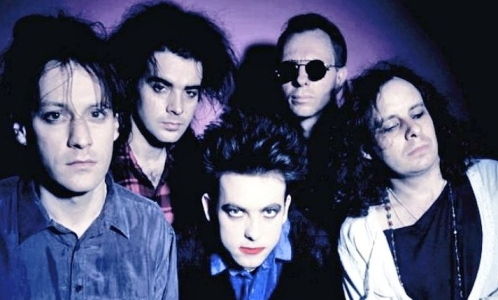 The Cure Top 5 Song 5