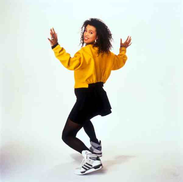 Friday Flashback - Neneh Cherry