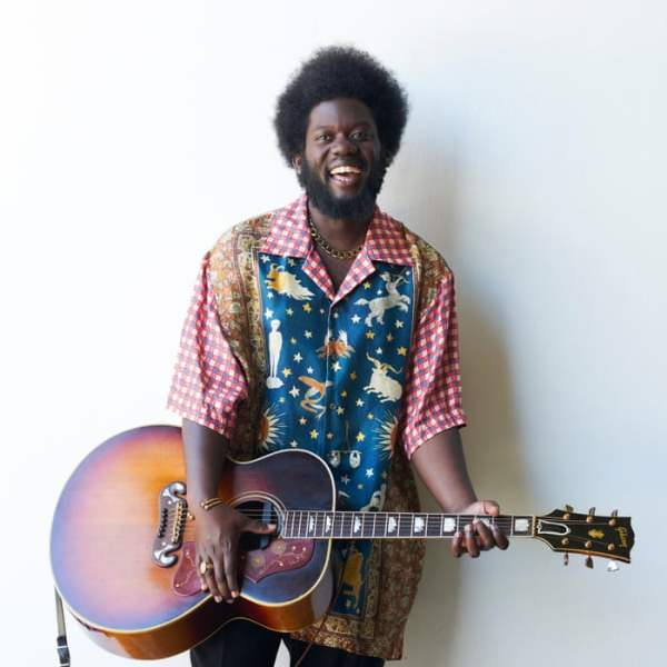 Michael Kiwanuka Love & Hate Song 4 Give Me Five