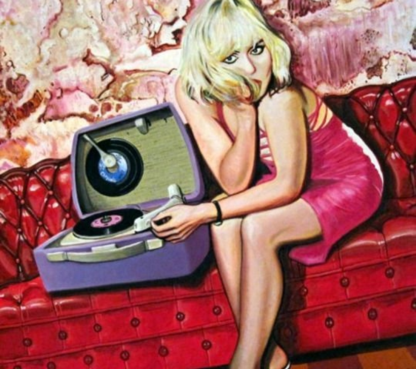 She Loved Him Only a Little More Than Her Record Collection - Weekly Playlist