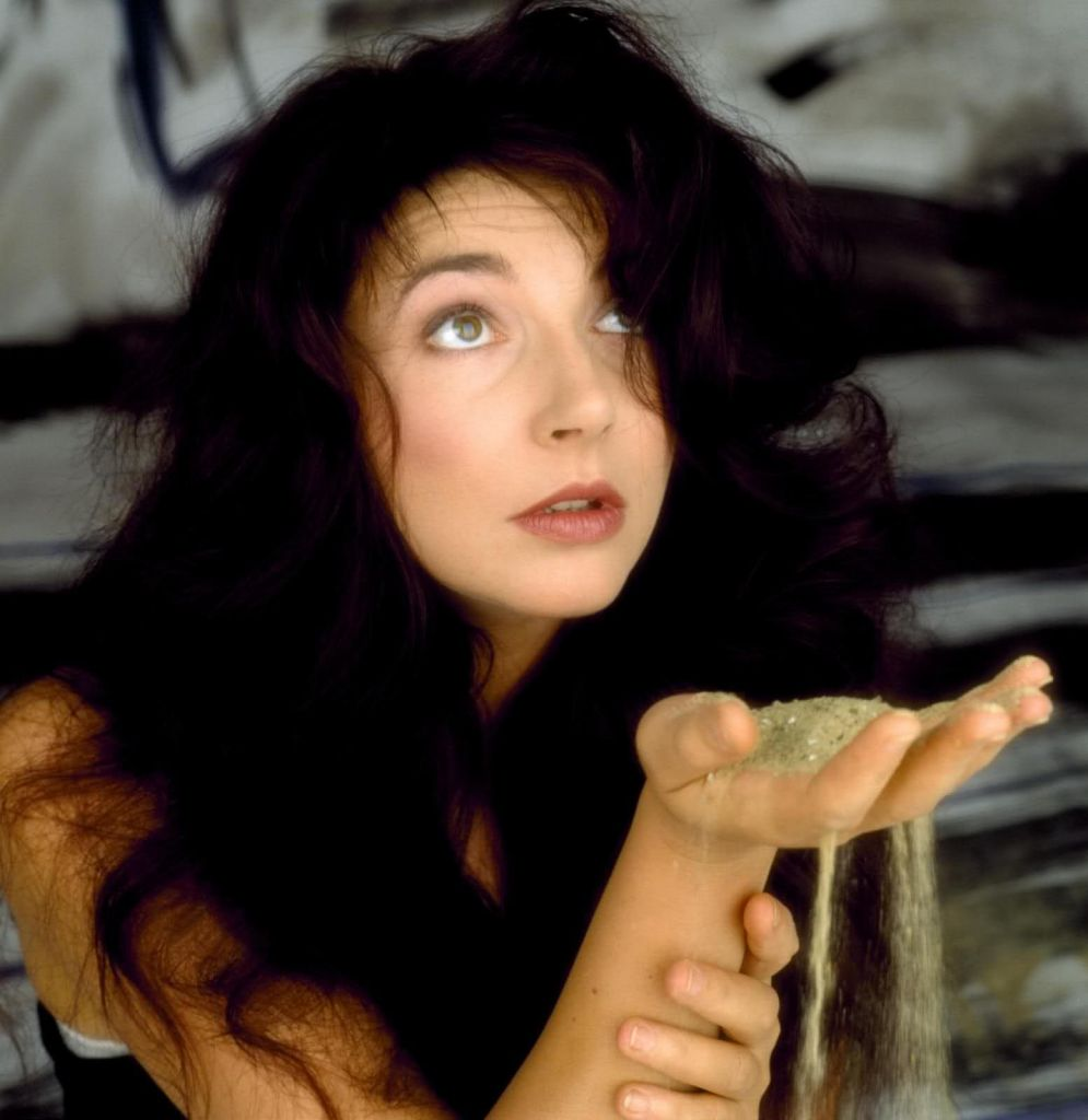 Kate Bush The Sensual World GMF
