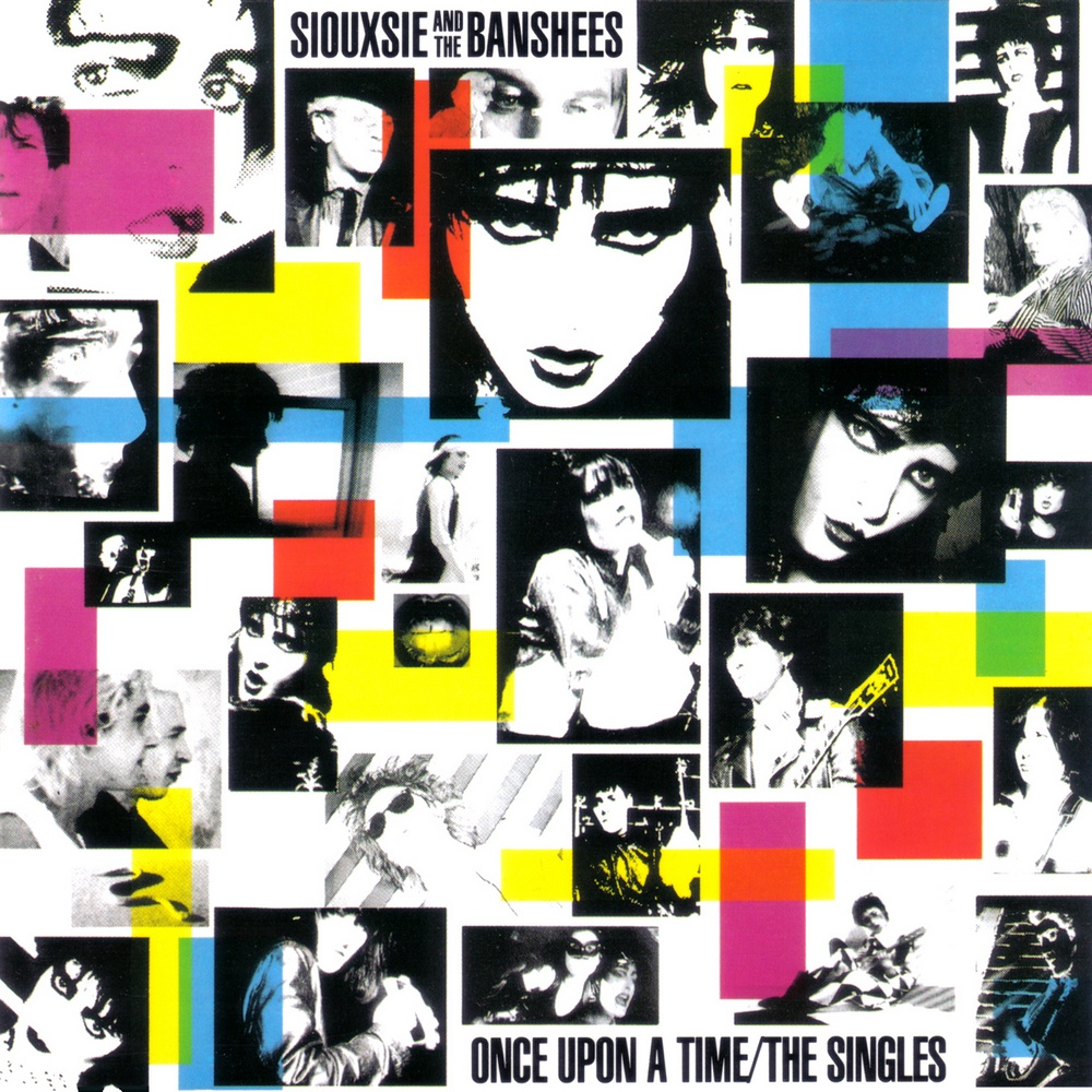 Siouxsie And The Banshees Once Upon A Time: The Singles