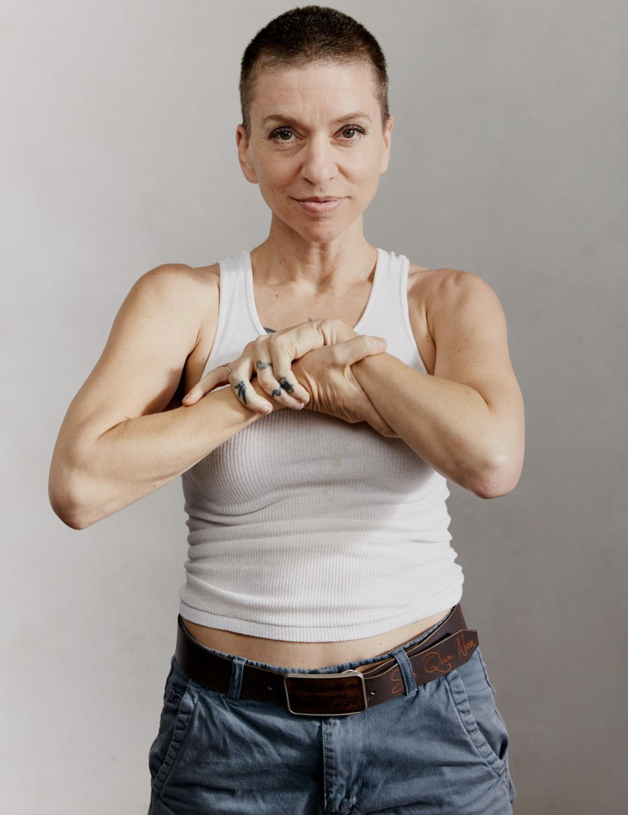 "Ani DiFranco ""Revolutionary Love"" Give Me Five - Song 5"