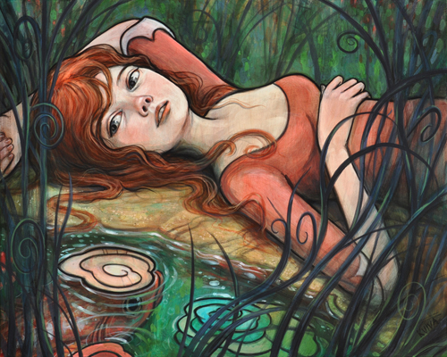 Creekside by Kelly Vivanco May Give Me Five Cover Art