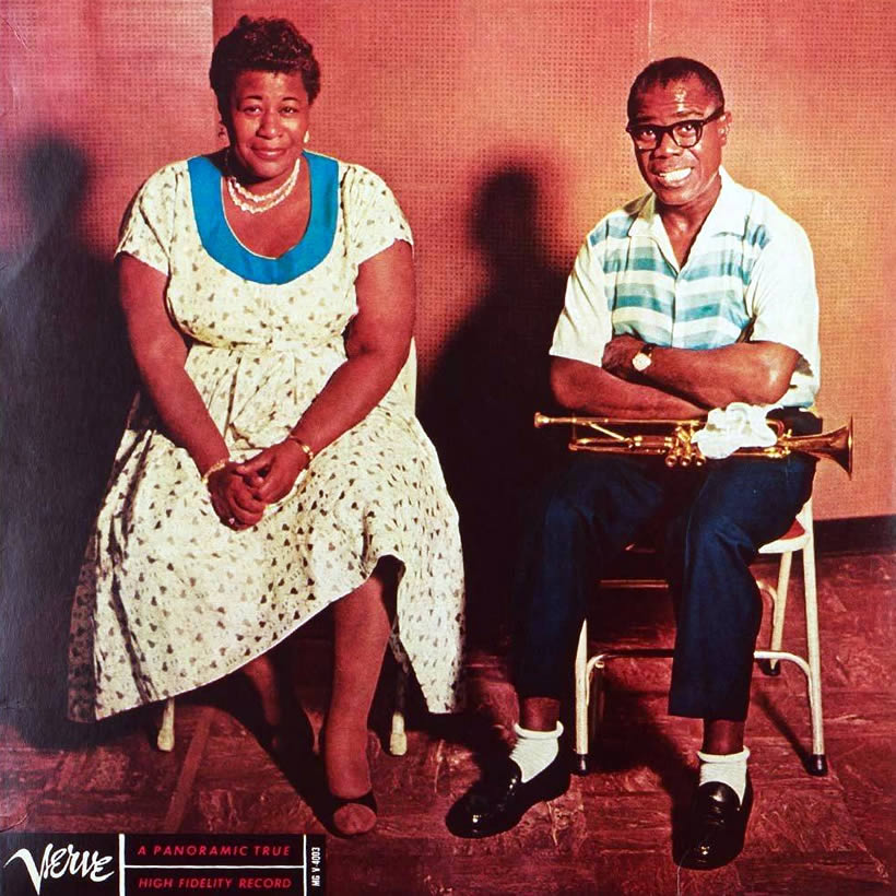Ella Fitzgerald and Louis Armstrong Ella And Louis