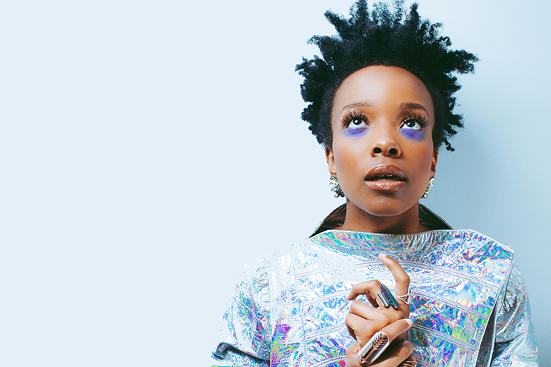 Give Me Five...Featuring Jamila Woods