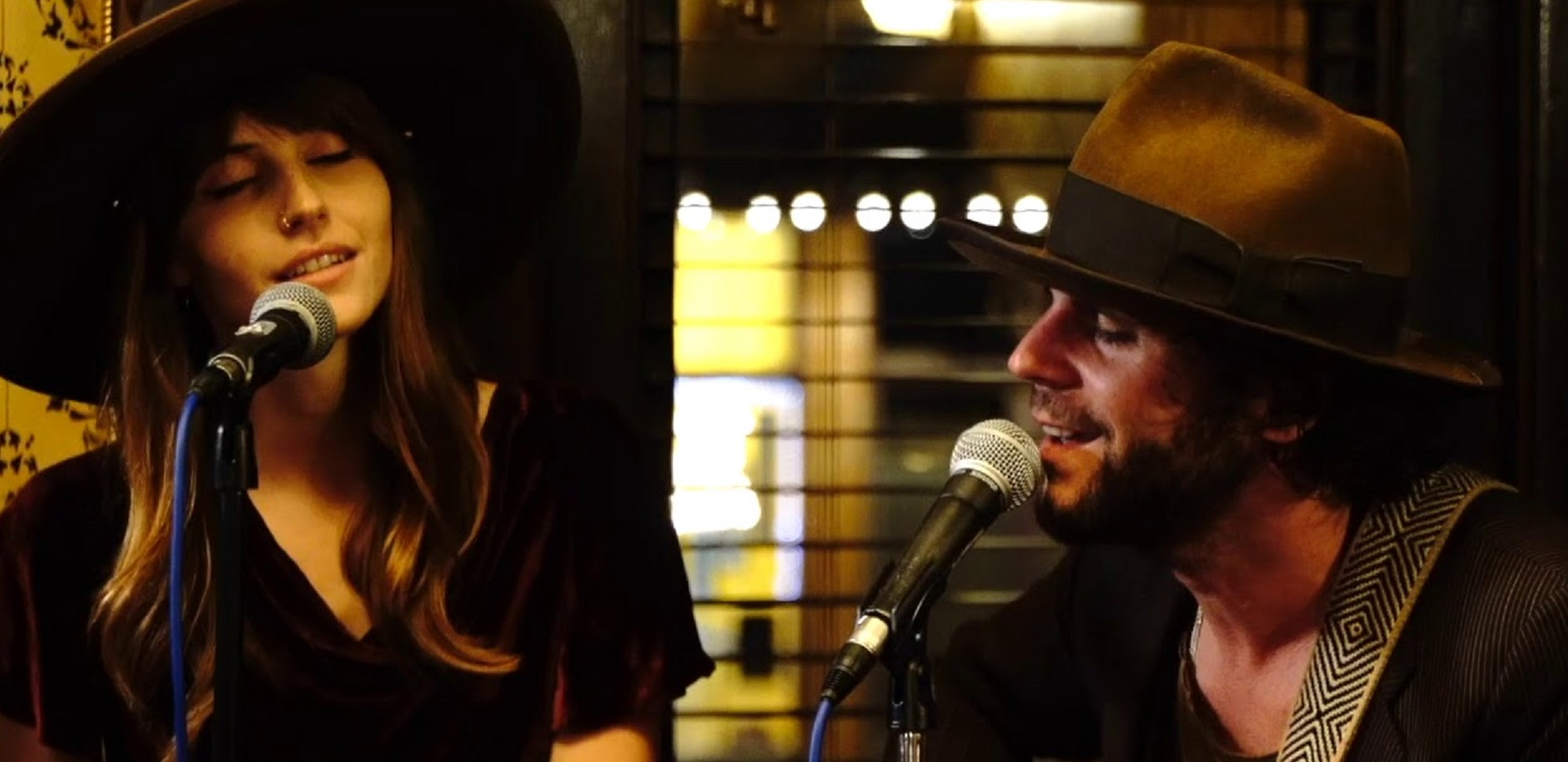 "Langhorne Slim and Casey Jane ""Life Is Confusing"" GMF Song 3"