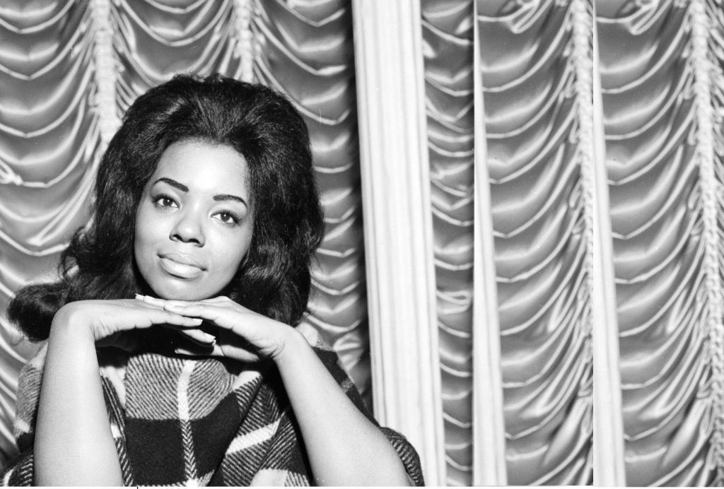 """Mary Wells """"You Beat Me To the Punch"""" GMF"""