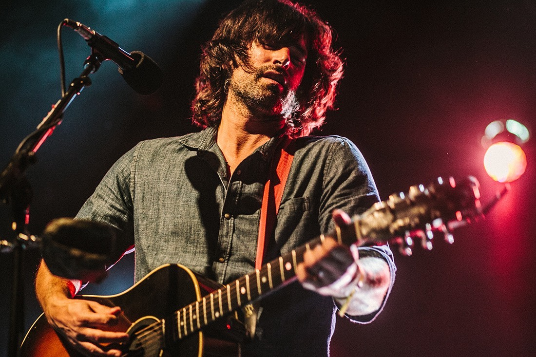 "Pete Yorn ""Crystal Village"" live GMF"