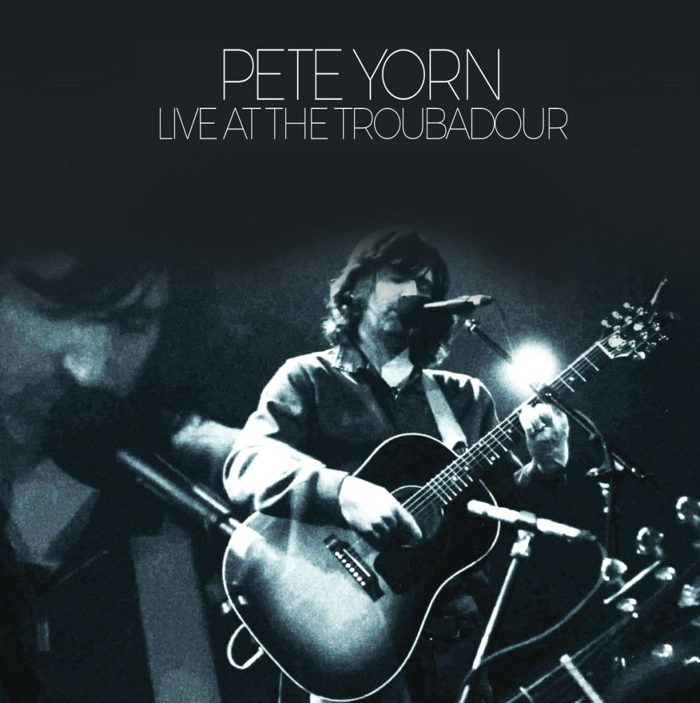 "Pete Yorn ""Crystal Village"" live GMF Song 1"