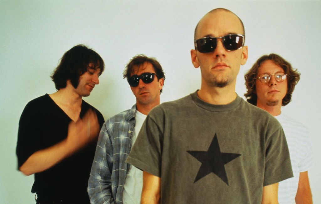 """R.E.M. """"Bittersweet Me"""" GMF Song 1"""
