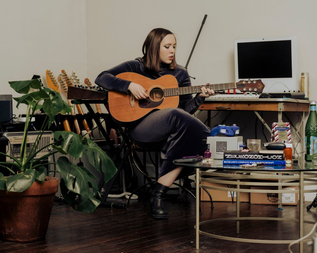 """Soccer Mommy """"Drive"""" GMF Song 2"""