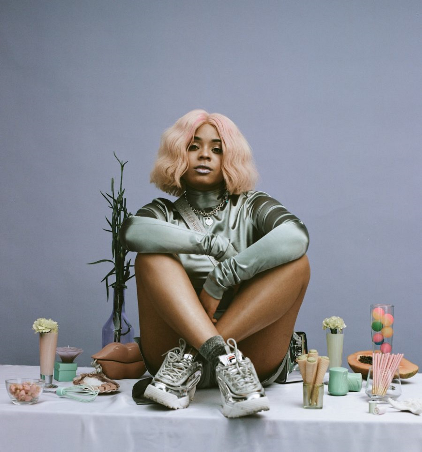 "Tayla Parx ""Residue"" Give Me Five - Song 2"