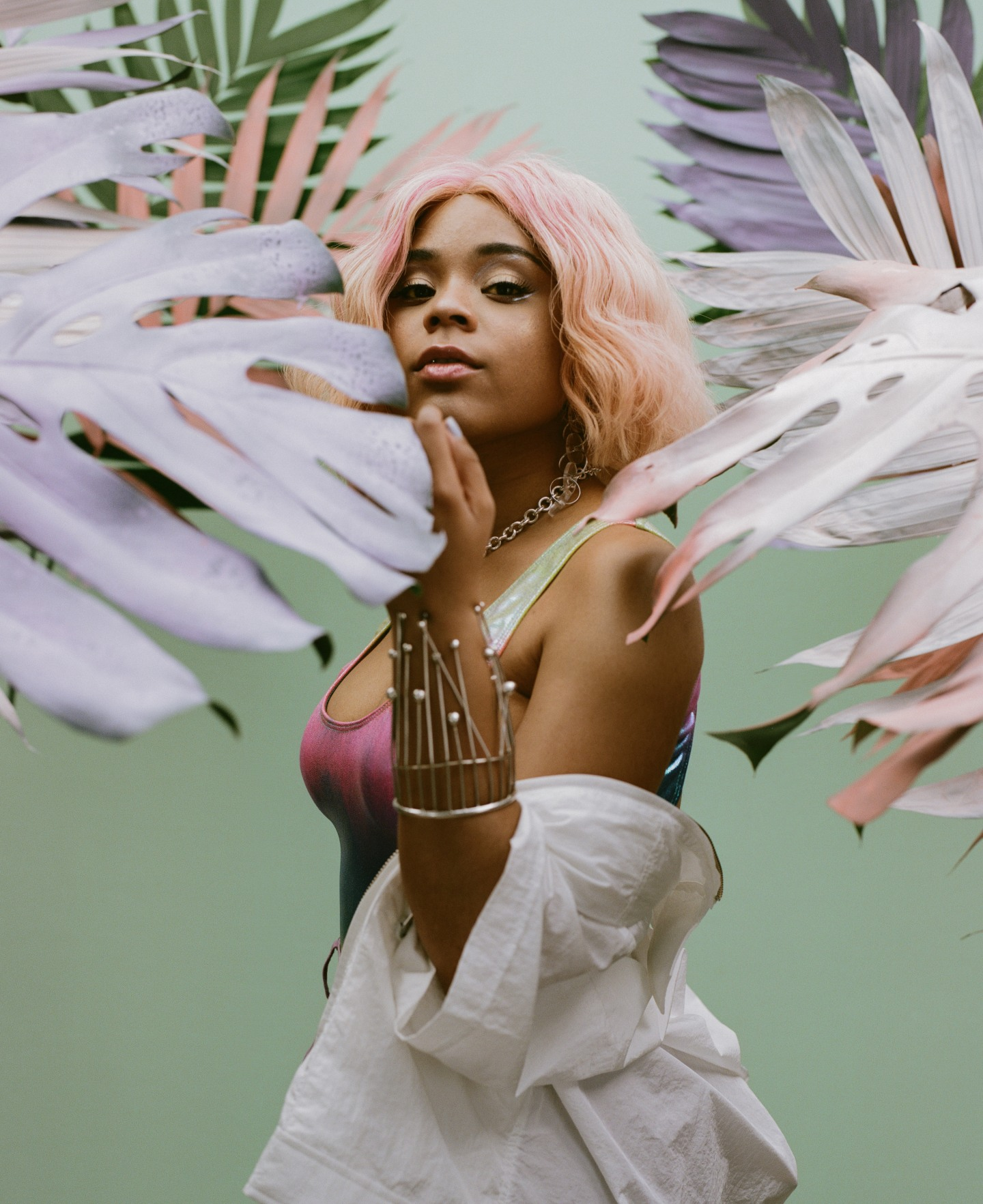 "Tayla Parx ""Residue"" Give Me Five"
